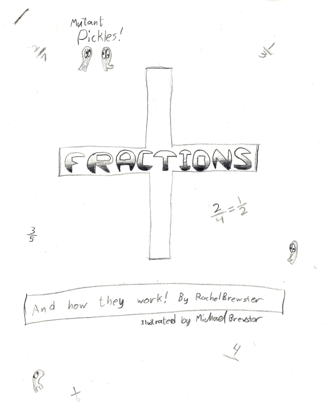 Fractions - Title Page