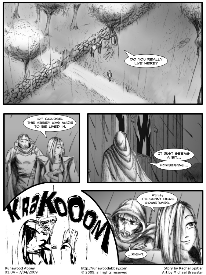 Chapter One – Page Four