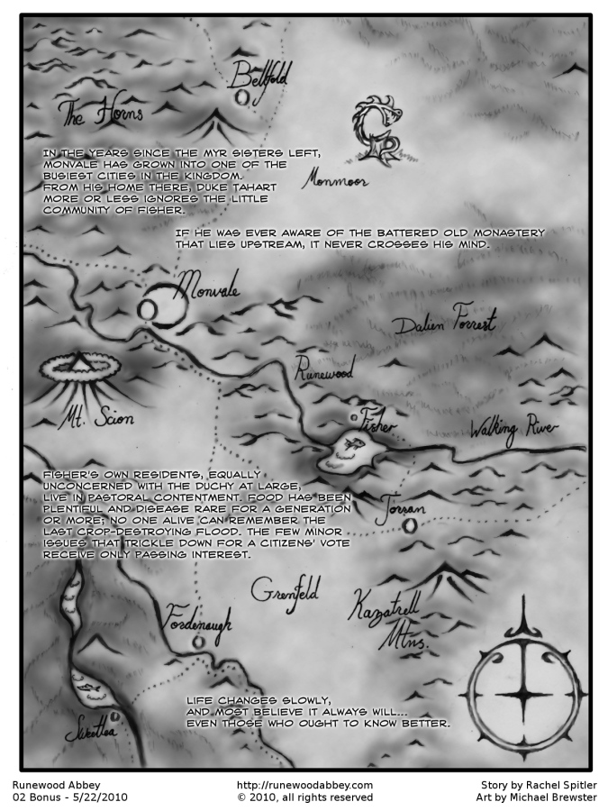 Chapter Two – Bonus Page