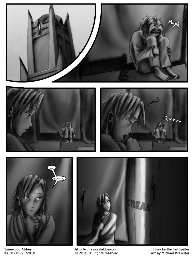 Chapter Three – Page Eighteen