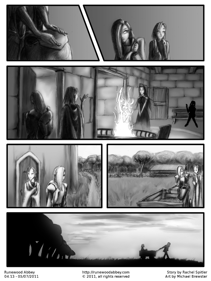 Chapter Four – Page Thirteen